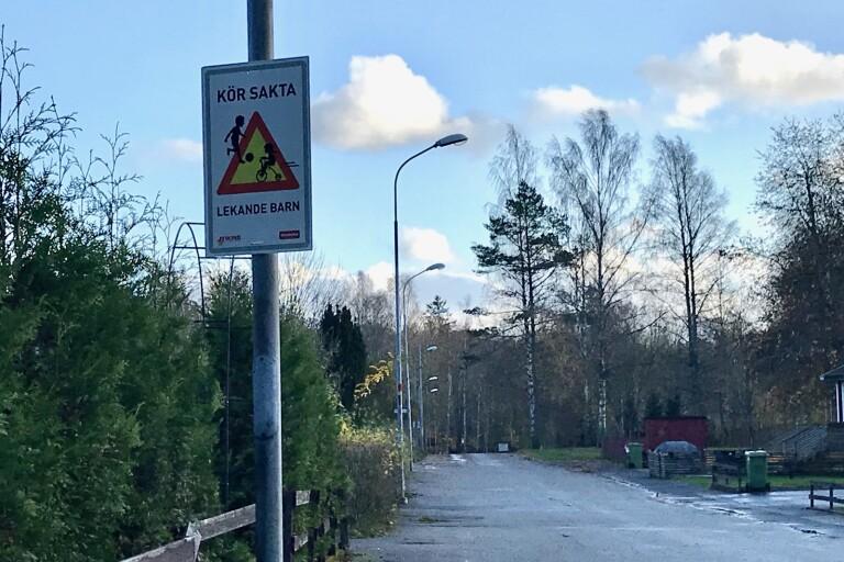 """Medborgare får gehör - får vägbula på """"sin"""" väg"""