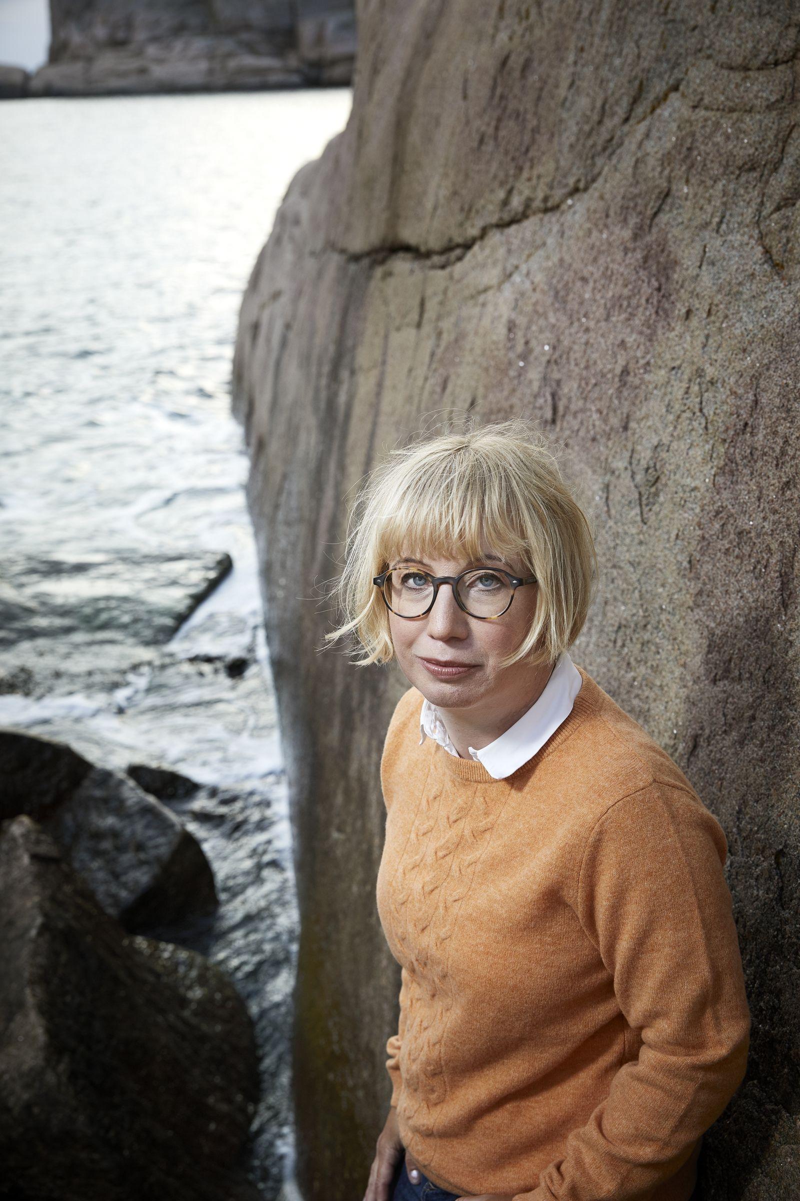 Kristina Ohlssons bok Stormvakt nominerades till Årets bästa svenska kriminalroman 2020. Foto: Anna-Lena Lundqvist