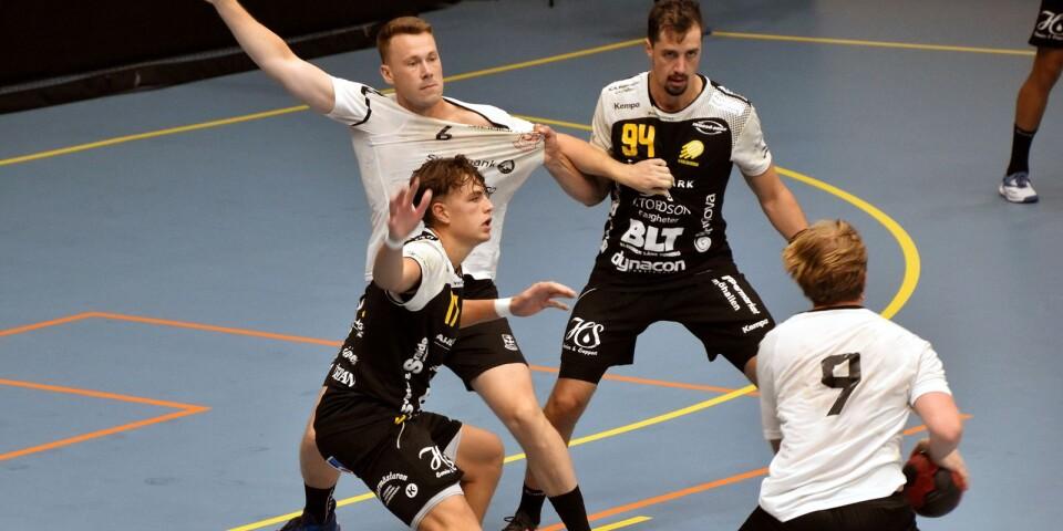 HIF Karlskrona, handboll, allsvenskan.