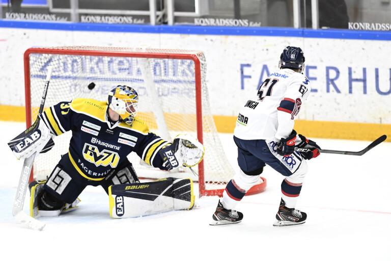 Linköping sjabblade – men tog två nya poäng