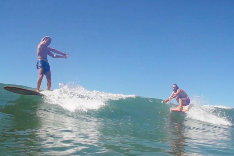 Surfakademin till Österlen