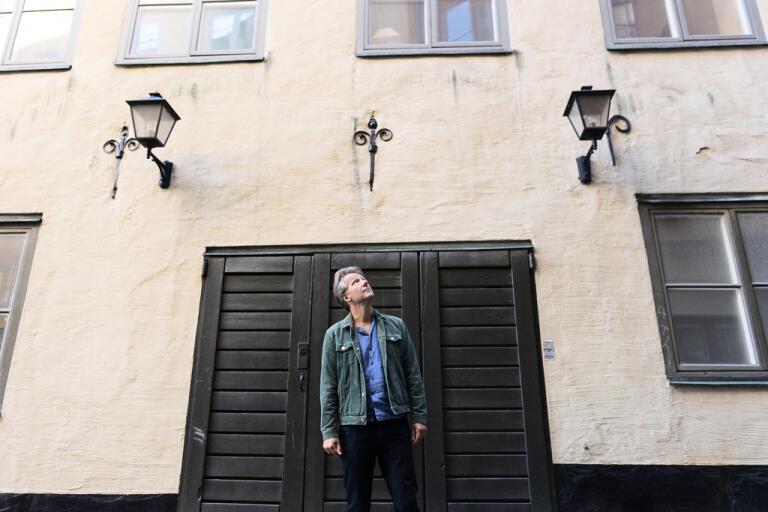 Fredrik Gertten tilldelas Sydsvenskans kulturpris för sina dokumentärfilmer. Arkivbild.