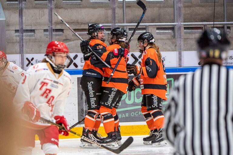 Karlskrona HK möter Malmö Redhawks i en tidig seriefinal på söndag.