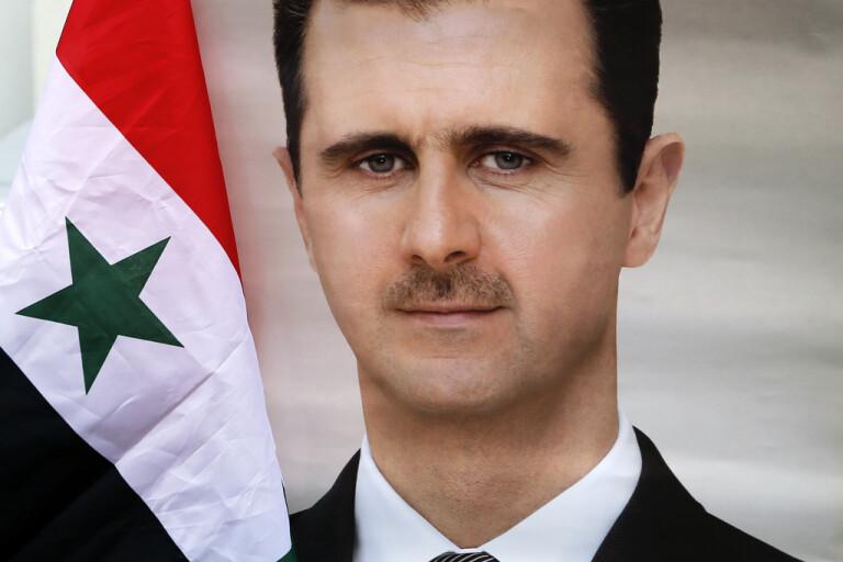Trump ville se al-Assad död – Mattis höll emot