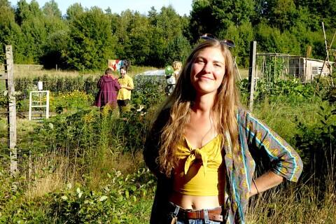 Solig festivalpremiär i Växjö