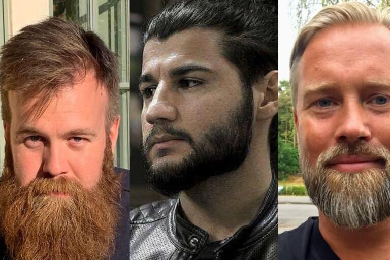 Därför älskar vi skägg – lokala profiler berättar hur de tar hand om skäggväxten