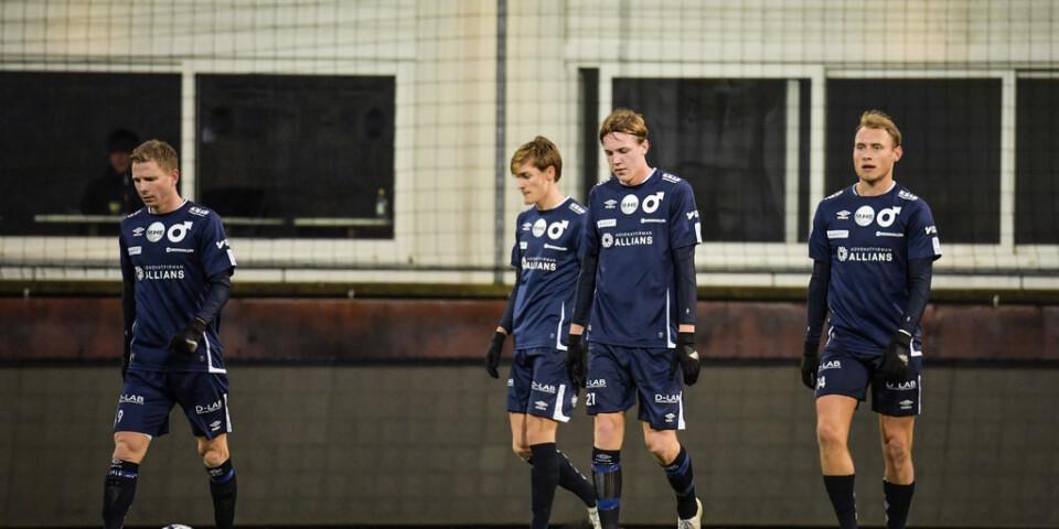 Degerfors deppar efter 0–2 borta mot AFC Eskilstuna.