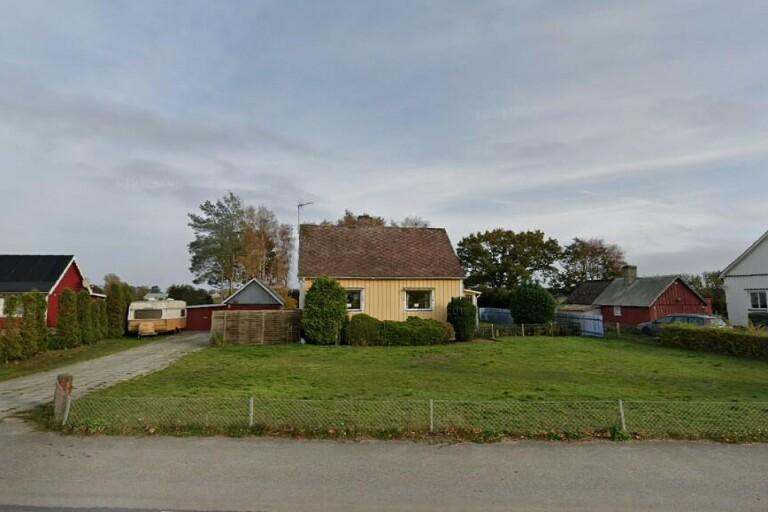 94 kvadratmeter stort hus i Lörby, Sölvesborg sålt till nya ägare