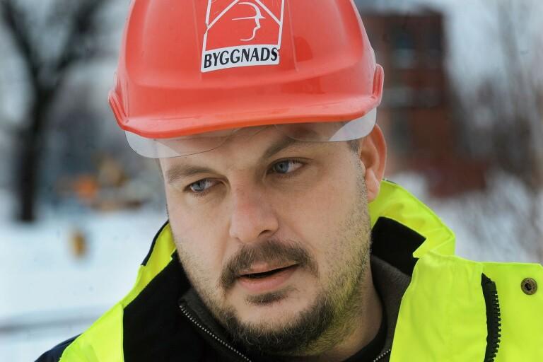 """""""Byggnads månar om att arbetarna ska ha lika villkor"""""""