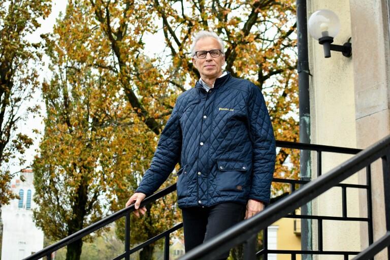 Sven-Olof Bernhoff till final i entreprenörstävling