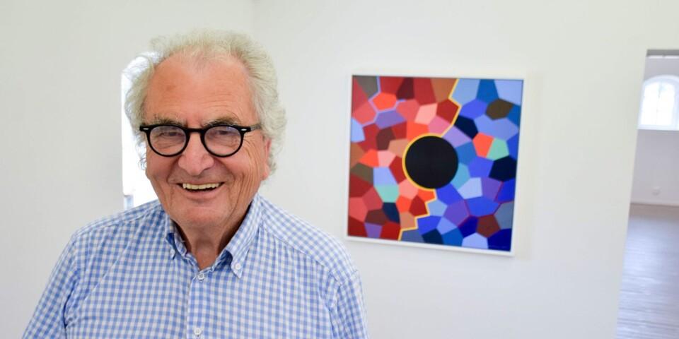K G Nilsson är en av konstnärerna som medverkar.