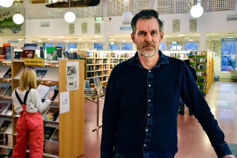 """""""Bibliotekarien är en kunskapsförmedlare nu"""""""