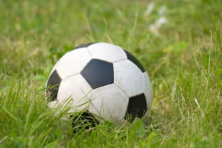 Framflyttat fotbollsläger