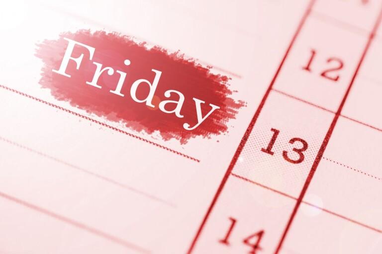 Film: Därför sägs fredagen den trettonde vara en otursdag