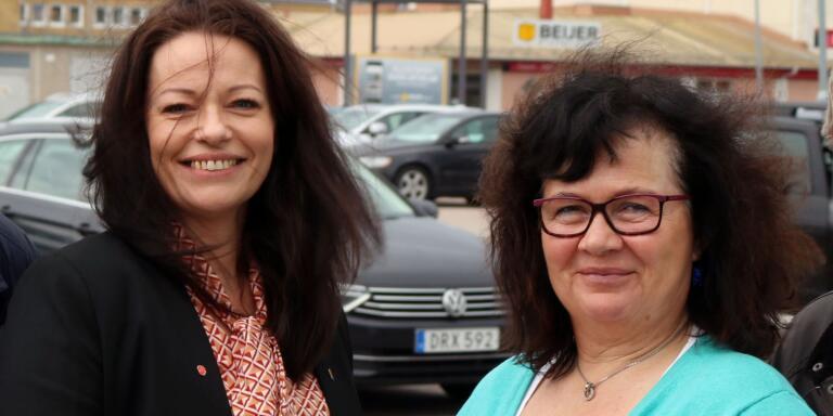 Hannele Stam, 54 r i Bergkvara p Kungsvgen - unam.net