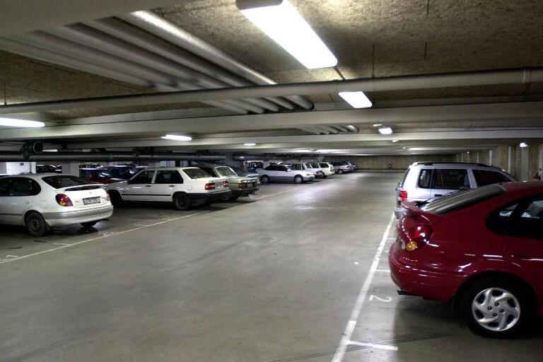 Stort parkeringshus ska byggas i Växjö centrum