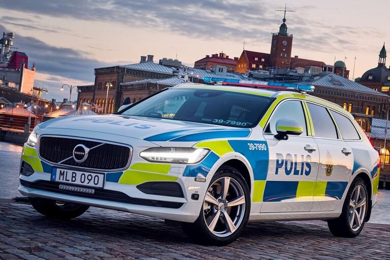 Polisens nya vapendragare