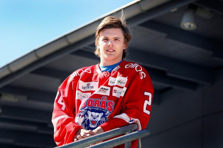 """Henrik Eriksson stannar i Borås HC: """"Har fått känslor för klubben"""""""