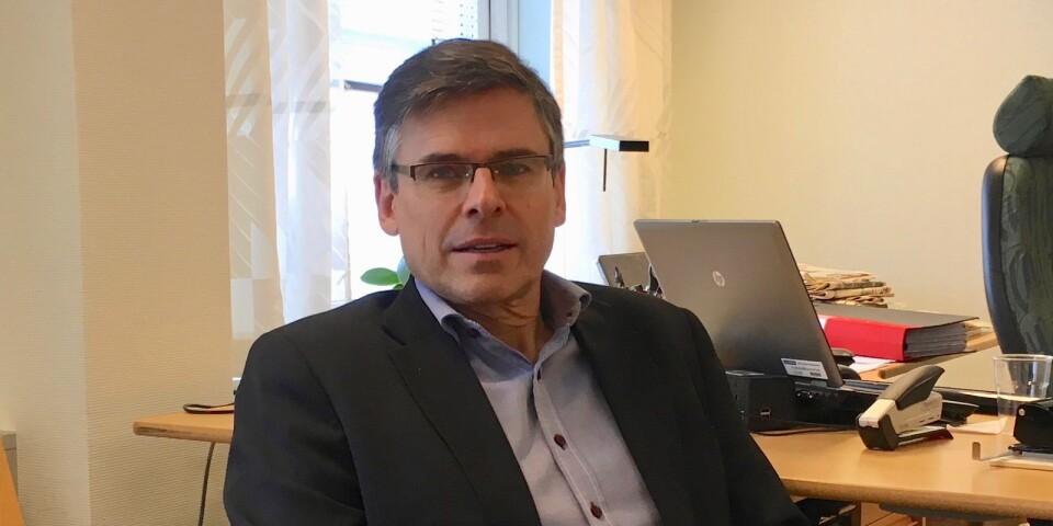 Hultsfreds kommun med kommunalrådet Lars Rosander (C) ville att hela kommunen skulle undantas från ebo-systemet.