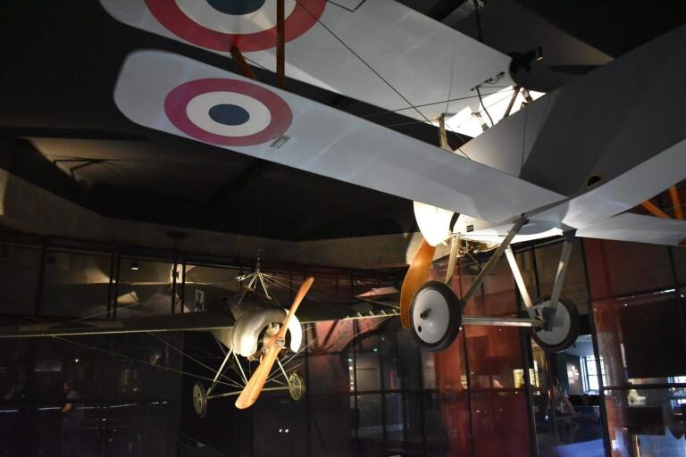 Museet i Verdun ger en gripande och skakande bild av första världskriget