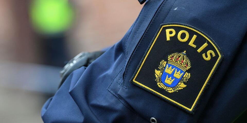 Polisen tror att färre tjuvar slår till när folk håller sig hemma.