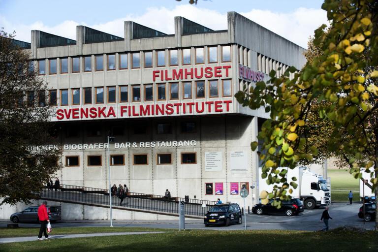 Svenska Filminstitutet fördelar 30 miljoner i stöd till produktionsbolag. Arkivbild.