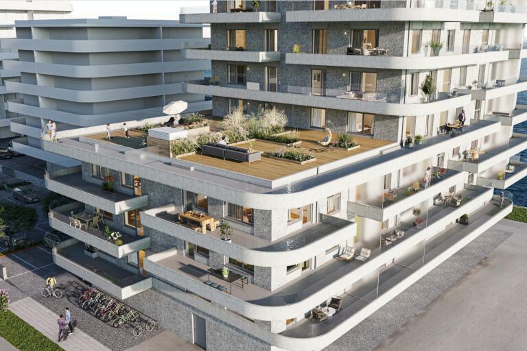 Prislappen för Kalmars dyraste lägenhet någonsin: 14,9 miljoner kronor