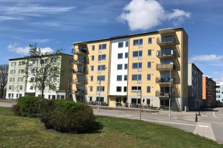 Bostadsgarantin i Kalmar uppfylldes i år
