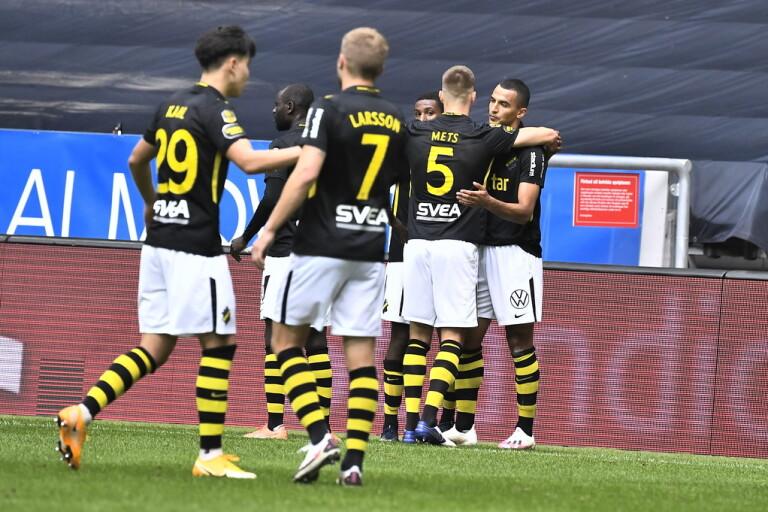 """Bahoui derbyhjälte för AIK: """"Inte överlyckliga"""""""