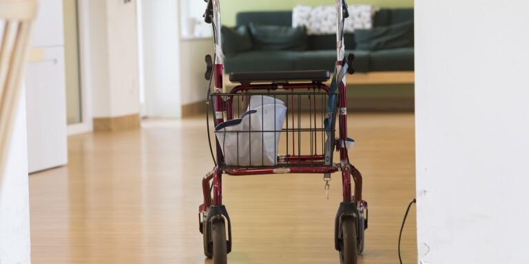 Äldrevårdens misslyckade stresstest
