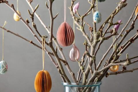 Pyssla, pynta och gör påskens sötaste ägg
