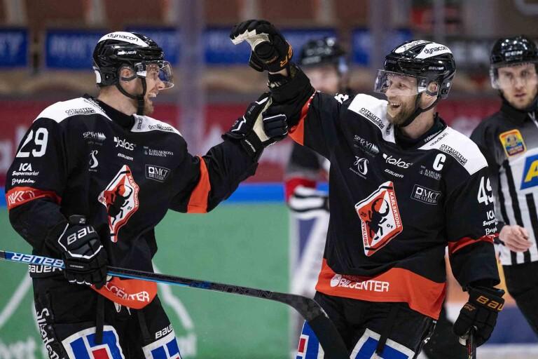 Krif besegrade Karlskrona HK i derbyt