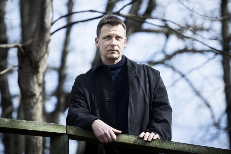 Författaren Jakob Wegelius tilldelas årets Kulla-Gullapris. Arkivbild.