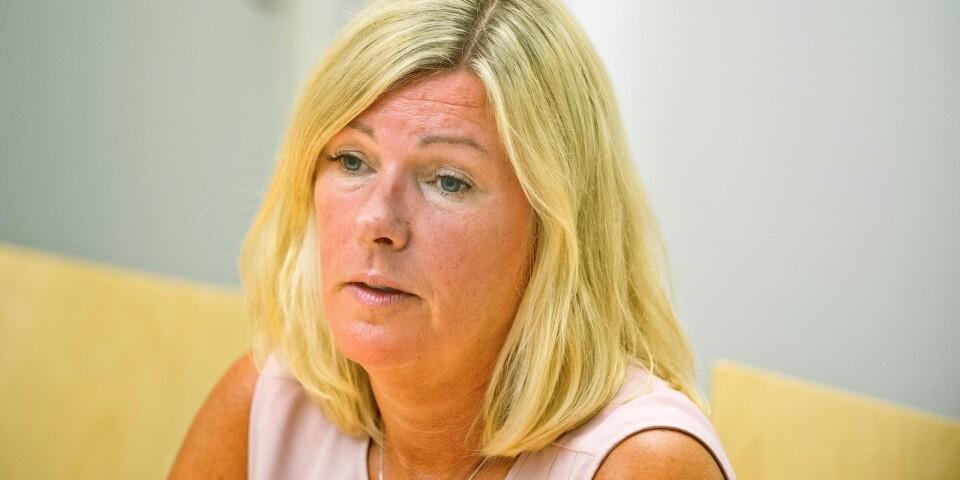 """""""Det var bra att vi också fick besked om att det inte rörde sig om något obefogat åtal"""", säger chefsåklagare Anne Boijmarker."""