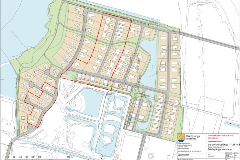 Efter fem år – klartecken för nytt bostadsområde i Mörbylånga