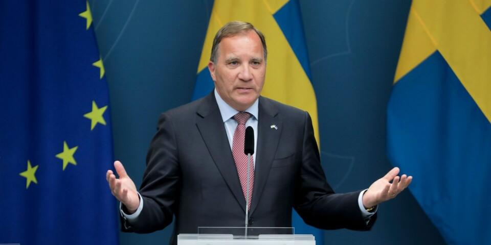 Sverige behöver ta en mer aktiv roll i den Europeiska återhämtningen.