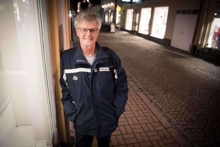 Föredrag om Hörvikens idrottsförening