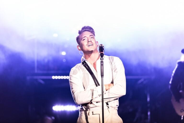 Popstjärnan gästar Blekinge med ny show