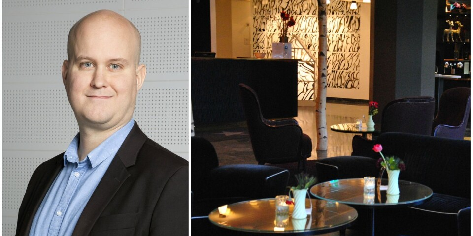 Kennet Mattsson, sektionschef på Skatteverkets skatteavdelning.