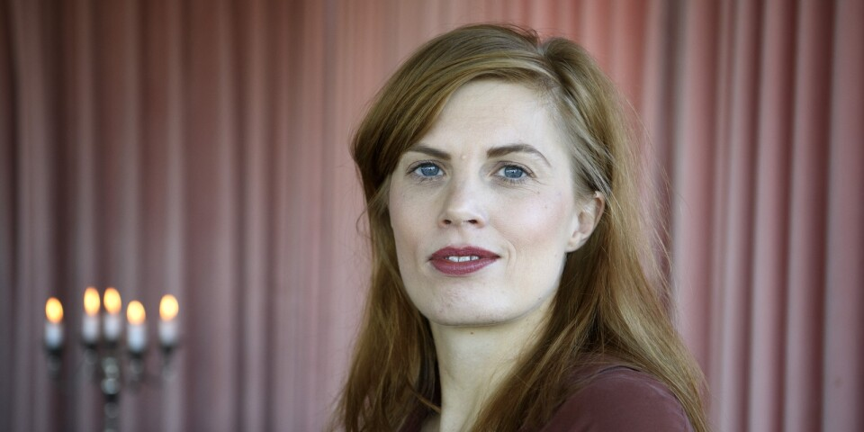 Lydia Sandgren är nominerad i klassen årets svenska skönlitterära bok.