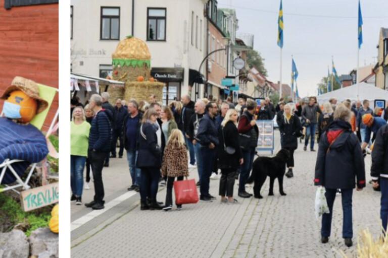 """Höstfesten lockade tusentals: """"Många besökare även i år"""""""
