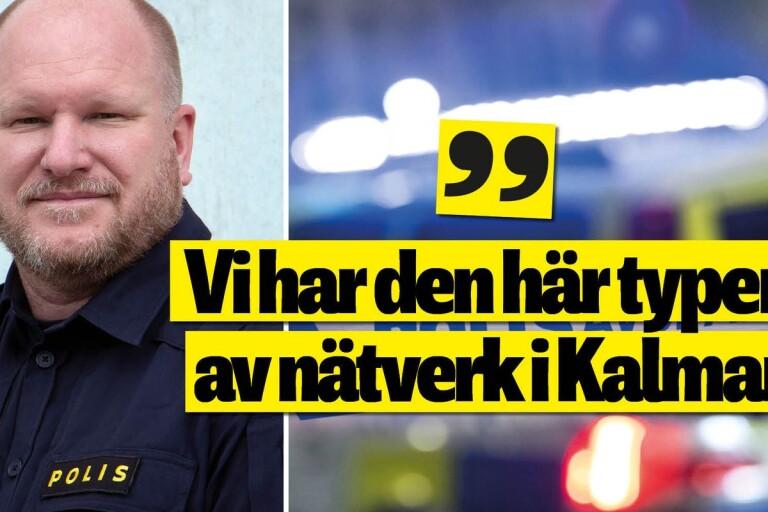 """Polisen om gängen: """"Allvarligt – men inte jätteallvarligt"""""""
