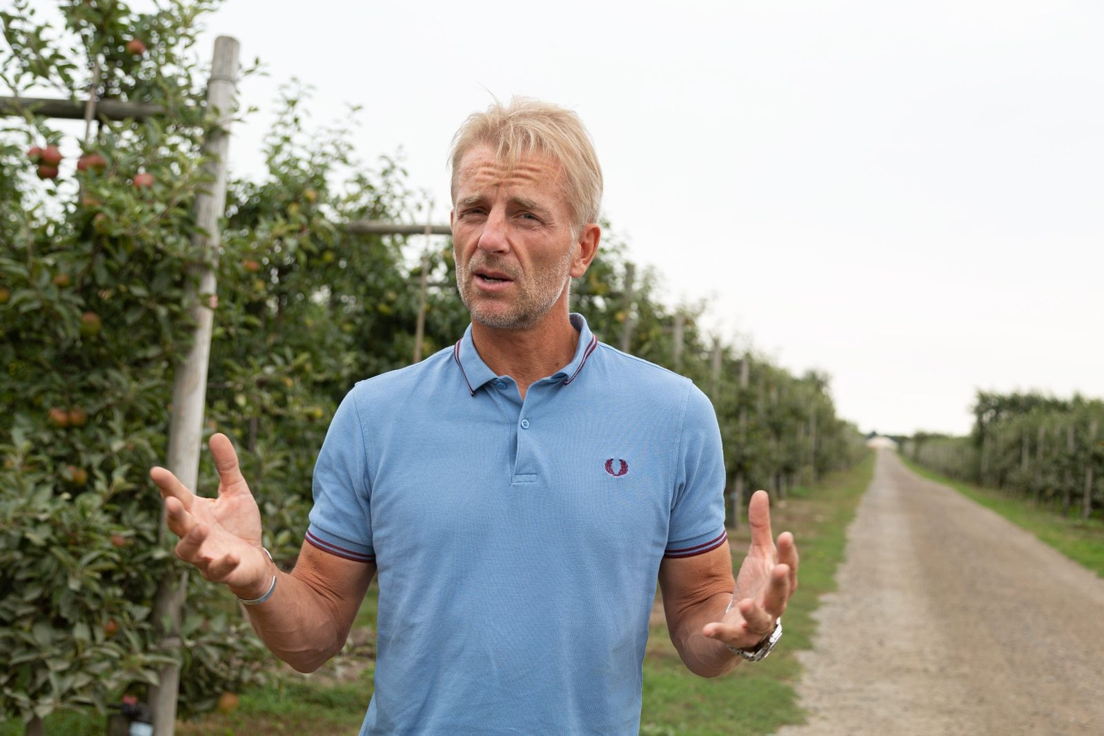 Jan Ehrensvärd vill fortsätta produktutvecklingen.