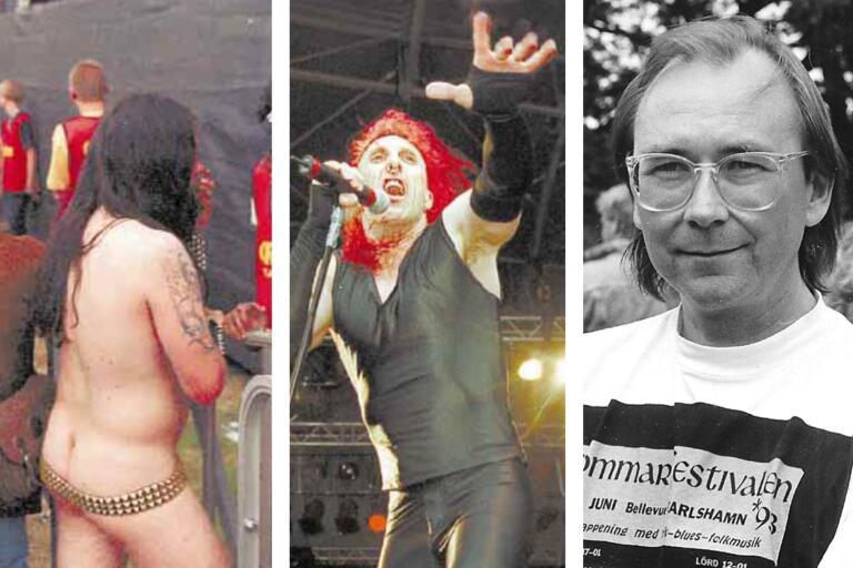 Festivalgrundaren Ingolf Persson, Dee Snider och en stor rockentusiast – i omvänd ordning. BLT tar dig 20 år tillbaka i tiden – till 1998, då festligheterna började i Norje.