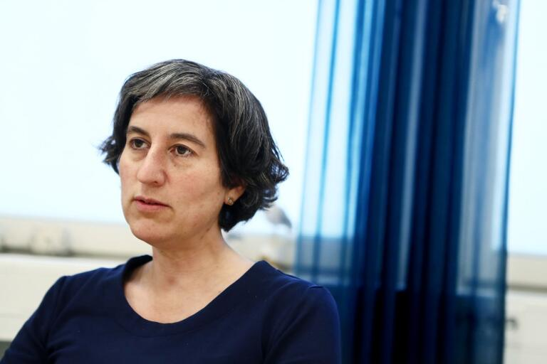 Lisa Labbé Sandelin, Smittskyddsläkaren