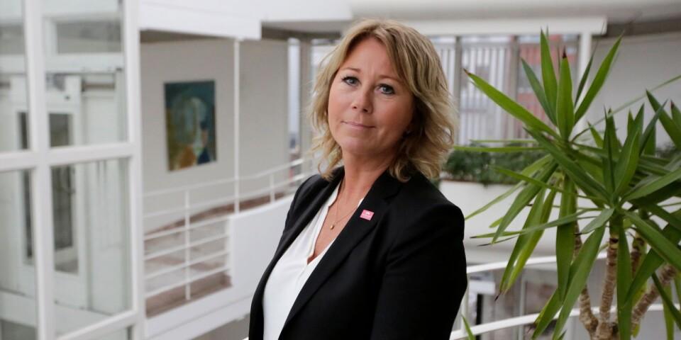 Regiondirektör Ingeborg Eriksson hoppas att upp till 5000 personer per vecka kan testa sig,