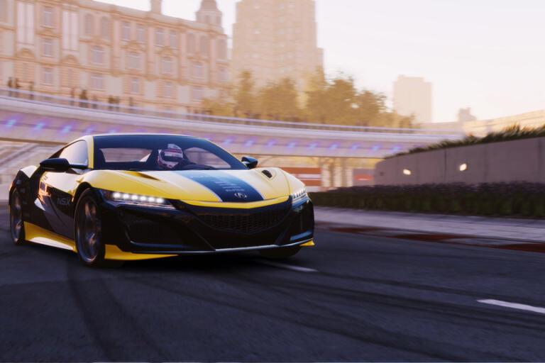 """Slightly Mad Studios vill med """"Project cars 3"""" locka in nya spelare till simulatorracinggenren. Bland annat har man arbetat hårt på att spelet ska vara roligt att köra även med handkontroll. Pressbild."""