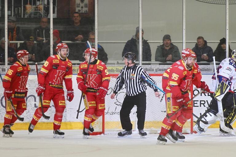 Kalmar HC är i stort sett färdiga med sin trupp. Linus Ageborg från Borlänge tar en av de sista platserna i truppen.