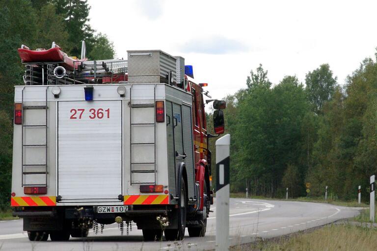 Räddningstjänsten Östra Kronoberg var på väg mot ett samgående med Höglandets räddningstjänst, men Uppvidinge kommun avbröt. Nu delar kommunerna på kostnaden för vad utredningen har kostat.