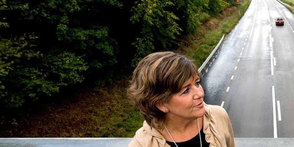 Christina Mattisson, regionråd i Region Blekinge.